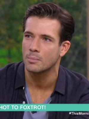 Danny Mac on ITV's This Morning, 2016