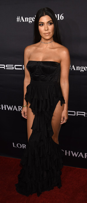 Kourtney Kardashian, New York, 21 November 2016