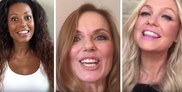 Spice Girls: GEM - Emma Bunton, Geri Halliwell, Mel B