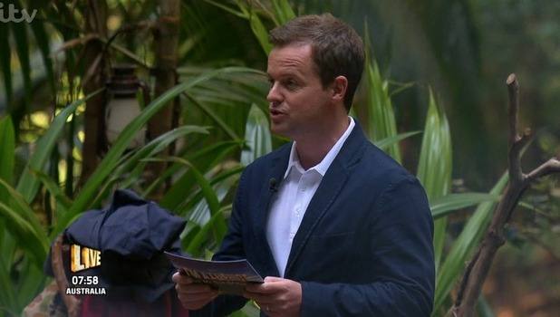 I'm A Celebrity: Ant and Dec are separated 23 November