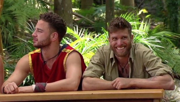 Joel Dommett, I'm A Celebrity Bush Brewery trial 24 November