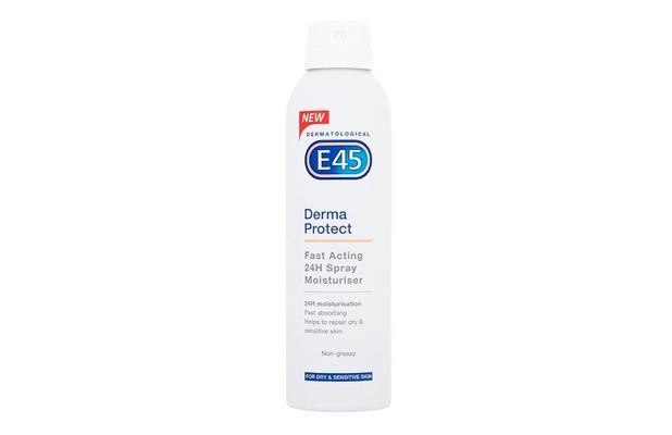 E45 Derma Protect Spray £5.99 25 November 2016
