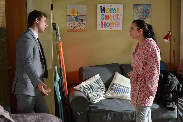 EastEnders, Whitney confronts Lee, Thu 24 Nov