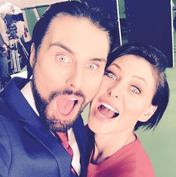 Emma Willis and Rylan Clark tease the new series of CBB - 22 Nov 2016