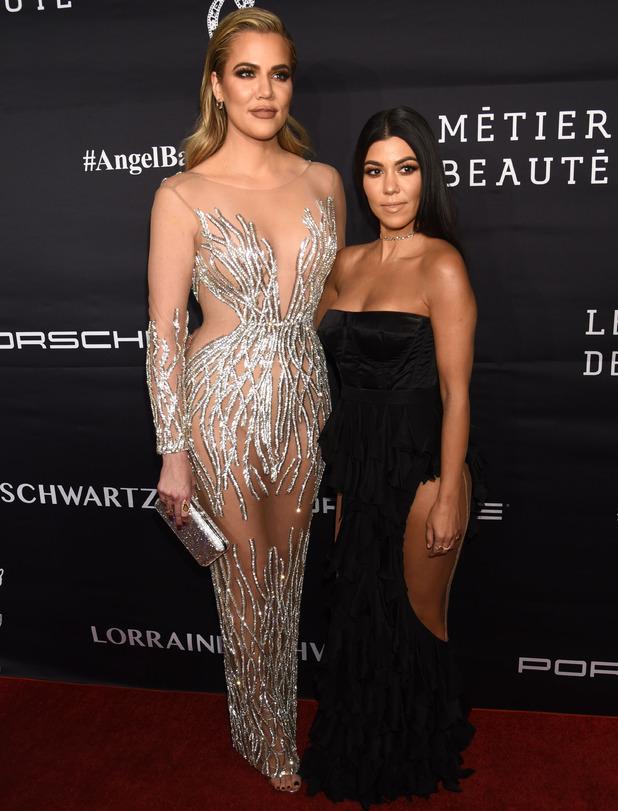 KUWTK star Khloe Kardashian attends Gabrielle's Angel Ball in New York, 21 November 2016