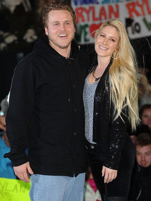 Spencer Pratt and Heidi Pratt, Celebrity Big Brother final, Series 11 January 2013