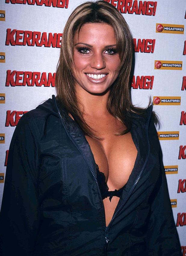 Jordan aka Katie Price (Photo by Fred Duval/FilmMagic)