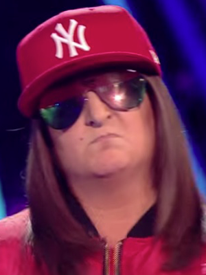X Factor: Ryan and Honey G in sing off