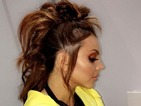 Love or loathe? Little Mix star Jesy Nelson flaunts her 'mohawk' on Instagram
