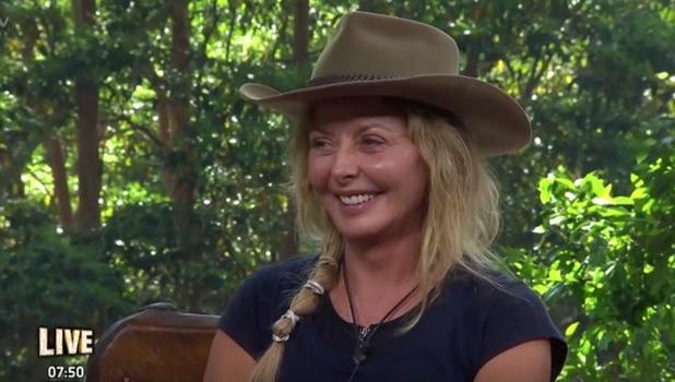 Carol Vorderman leaves I'm A Celebrity 30 November