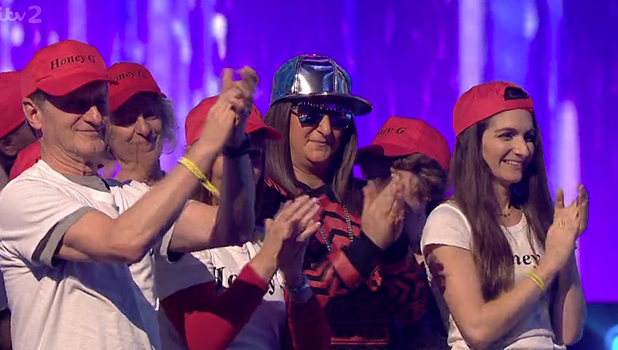 X Factor: Judges and Honey G react to caller on Xtra Factor 2016