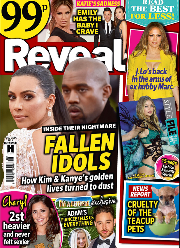 Reveal magazine issue 48 cover for 2016