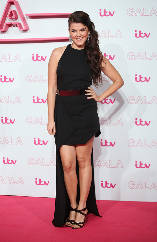 The ITV Gala 2016 held at the London Palladium Theatre Saara Aalto