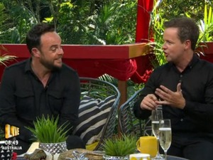 I'm A Celebrity: Ant and Dec reveal they received an email from Stephen Hawking