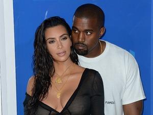 2016 MTV Video Music Awards - Red Carpet Arrivals Kim Kardashian and Kanye West