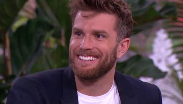 Joel Dommett appears on This Morning, ITV 9 December