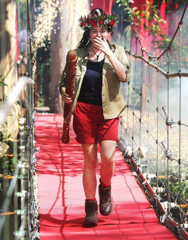 I'm A Celebrity: Scarlett Moffatt wins 5 December