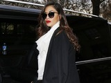 Nicole Scherzinger out and about, London, UK - 07 Dec 2016