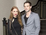 Winq Men of the Year Lunch, Rosewood Hotel, London, UK - 07 Dec 2016 Una Foden