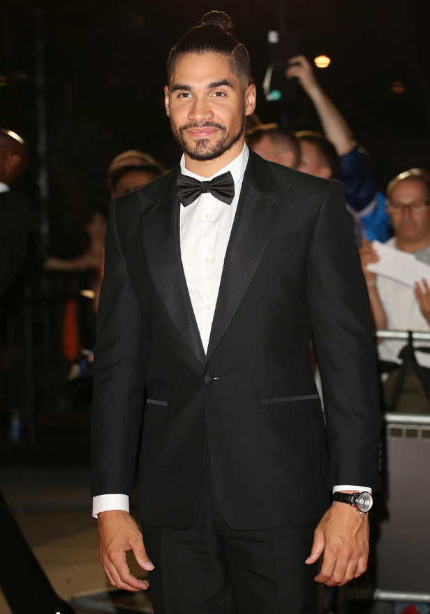 Louis Smith, GQ Men of the Year Awards 2016 September 2016