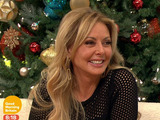 Carol Vorderman, Good Morning Britain, ITV 15 December