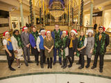 Christmas at The Trafford Centre, C5, Wed 14 Dec