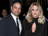 Kimberley Walsh and Justin Scott, Pride of Britain Awards 2016 31 October
